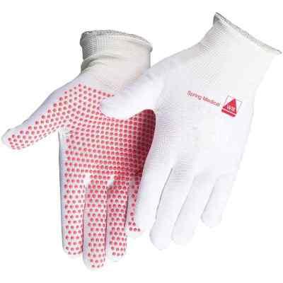 Noppenhandschuhe für Kompressionsstrümpfe Herren  bei apo-discounter.de bestellen