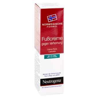 Neutrogena norweg.Formel Fusscreme gegen   Verhornung  bei apo-discounter.de bestellen