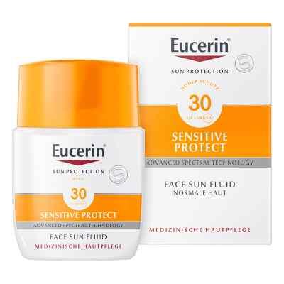 Eucerin Sun Fluid Lsf 30  bei apo-discounter.de bestellen