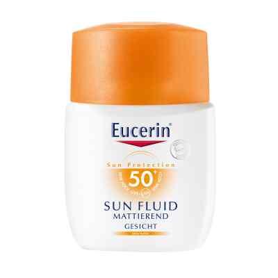 Eucerin Sun Fluid Lsf 50+