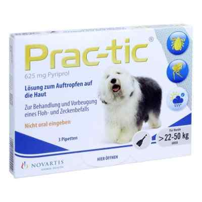 Prac tic für grosse Hunde 22-50 kg Einzeldosispipetten   bei apo-discounter.de bestellen