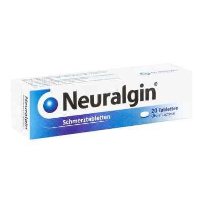Neuralgin Schmerztabletten 250mg/200mg/50mg  bei apo-discounter.de bestellen
