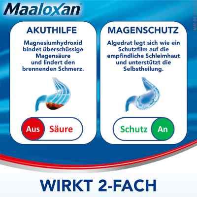 Maaloxan 25 mVal Liquid Beutel Sahne-Karamell bei Sodbrennen  bei apo-discounter.de bestellen