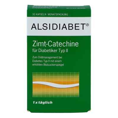 Alsidiabet Zimt Catechine für Diab.Typ Ii Kapseln  bei apo-discounter.de bestellen