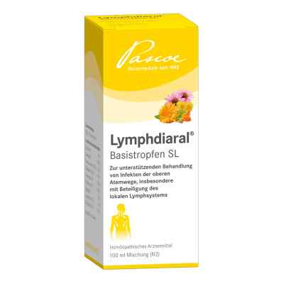 Lymphdiaral Basistropfen Sl  bei apo-discounter.de bestellen