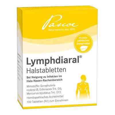 Lymphdiaral Halstabletten  bei apo-discounter.de bestellen