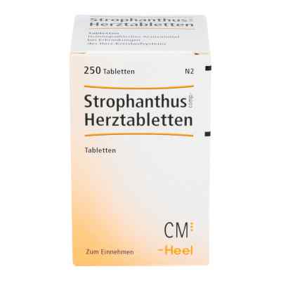 Strophanthus Comp.herztabletten  bei apo-discounter.de bestellen