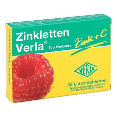 Zinkletten Verla Himbeere Lutschtabletten  bei bioapotheke.de bestellen