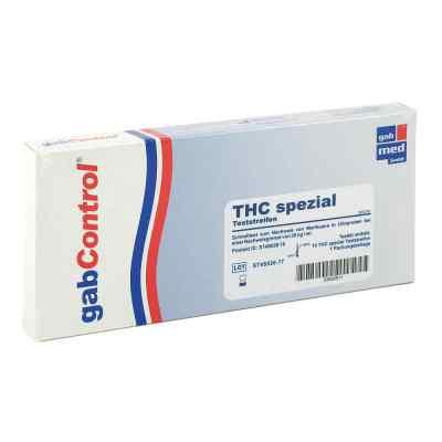 Drogentest Thc 20 spezial Teststreifen  bei apo-discounter.de bestellen