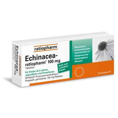 ECHINACEA-ratiopharm 100mg