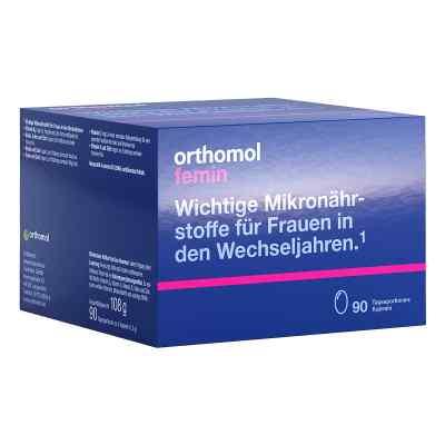 Orthomol Femin Kapseln  bei bioapotheke.de bestellen