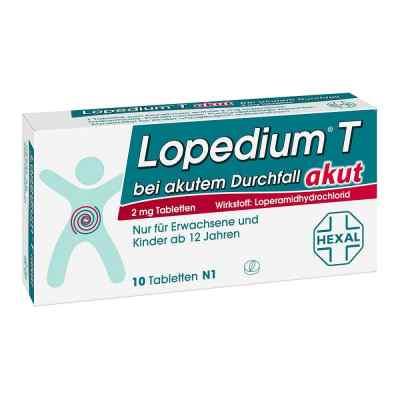 Lopedium T akut bei akutem Durchfall  bei apo-discounter.de bestellen