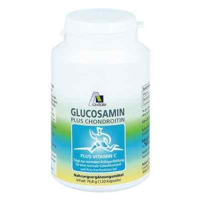 Glucosamin Chondroitin Kapseln  bei apo-discounter.de bestellen