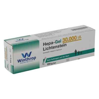 Hepa-Gel 30000 internationale Einheiten Lichtenstein  bei apo-discounter.de bestellen