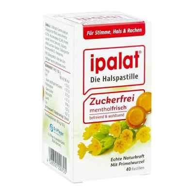 Ipalat Halspastillen zuckerfrei  bei bioapotheke.de bestellen