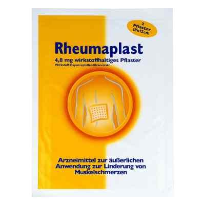 Rheumaplast 4,8mg Wirkstoffhaltiges Pflaster  bei apo-discounter.de bestellen