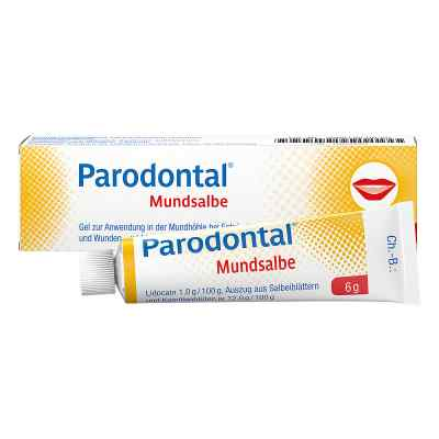 Parodontal Mundsalbe  bei apo-discounter.de bestellen