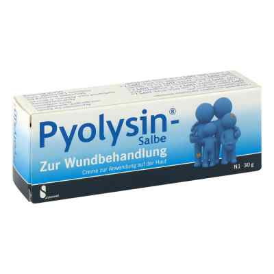 Pyolysin-Salbe  bei apo-discounter.de bestellen