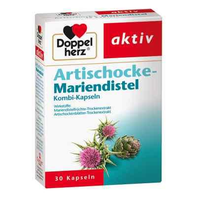 Doppelherz aktiv Artischocke-Mariendistel