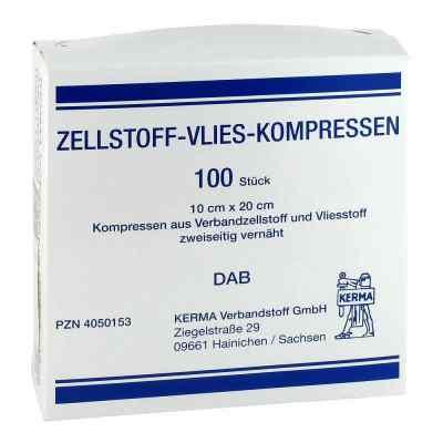 Zellstoff Vlies Kompressen 10x20cm unsteril  bei apo-discounter.de bestellen