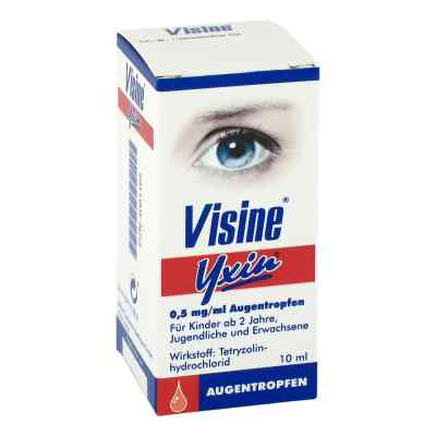 Visine Yxin