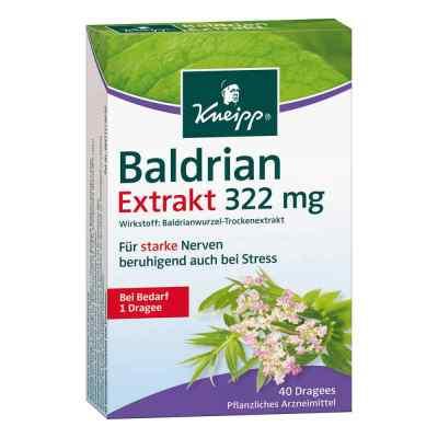 Kneipp Baldrian Extrakt 322mg  bei apo-discounter.de bestellen