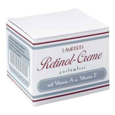 Retinol Creme parfümfrei Lamperts  bei apo-discounter.de bestellen