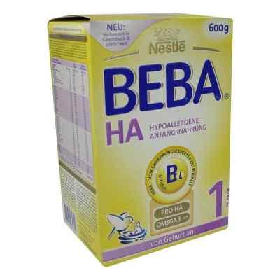 Nestle Beba H.a. 1 Pulver