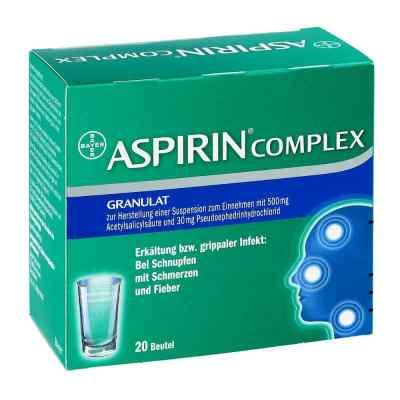 ASPIRIN COMPLEX