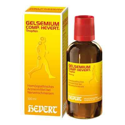 Gelsemium Comp. Hevert Tropfen  bei apo-discounter.de bestellen