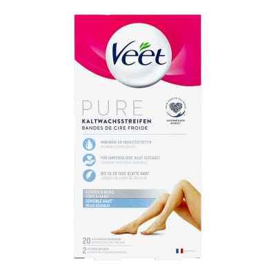 Veet Enthaarungsstreifen Sensitive  bei apo-discounter.de bestellen