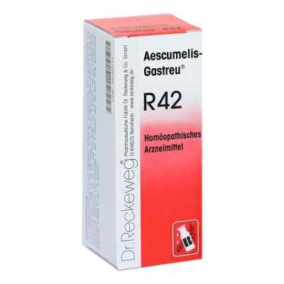 Aescumelis Gastreu R 42 Tropfen zum Einnehmen  bei apo-discounter.de bestellen