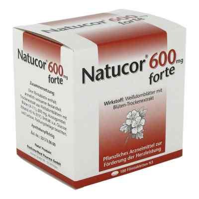 Natucor 600mg forte  bei apo-discounter.de bestellen