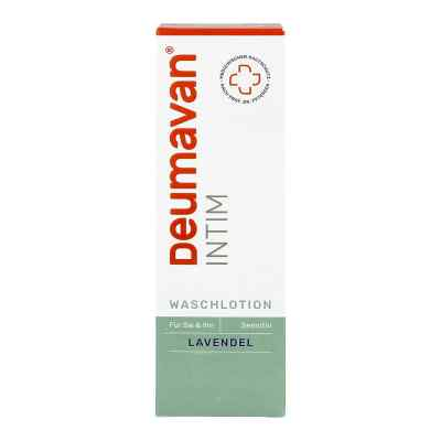 Deumavan Waschlotion sensitiv mit Lavendel  bei apo-discounter.de bestellen
