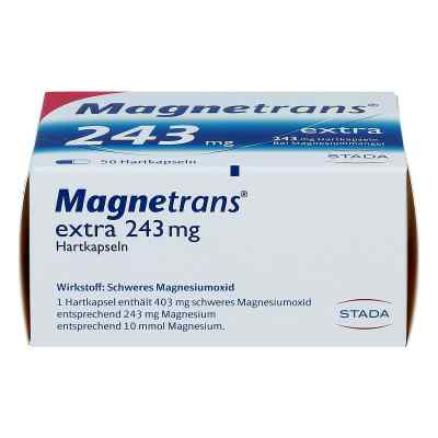 Magnetrans extra 243 mg Hartkapseln  bei apo-discounter.de bestellen