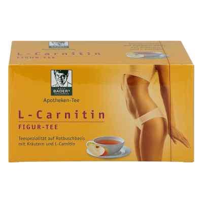 Baders Aktiv Tee L-carnitin Filterbeutel  bei apo-discounter.de bestellen
