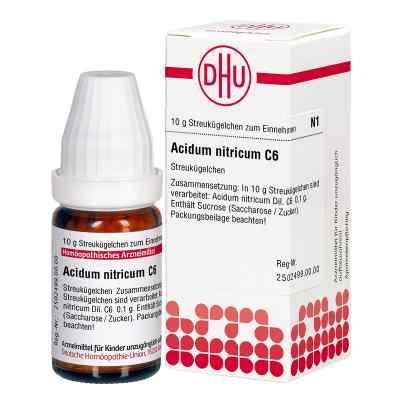 Acidum Nitricum C 6 Globuli  bei apo-discounter.de bestellen