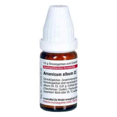Arsenicum Album C 5 Globuli  bei apo-discounter.de bestellen