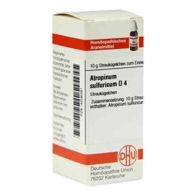 Atropinum Sulfuricum D 4 Globuli  bei apo-discounter.de bestellen