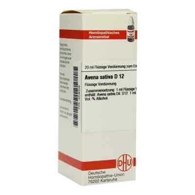 Avena Sativa D12 Dilution  bei apo-discounter.de bestellen