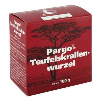 Pargo-Teufelskrallenwurzel  bei apo-discounter.de bestellen