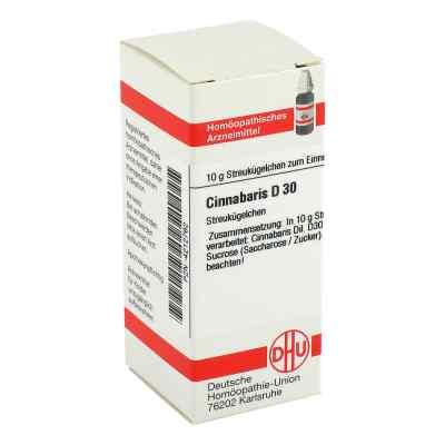 Cinnabaris D 30 Globuli  bei apo-discounter.de bestellen