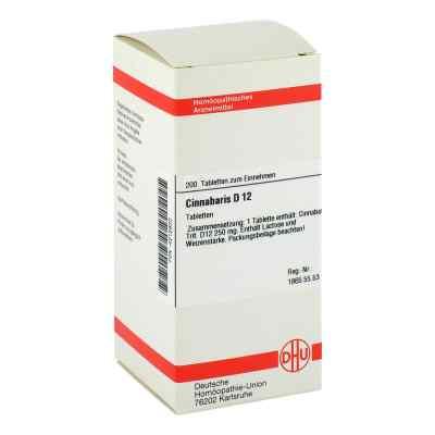 Cinnabaris D12 Tabletten  bei apo-discounter.de bestellen
