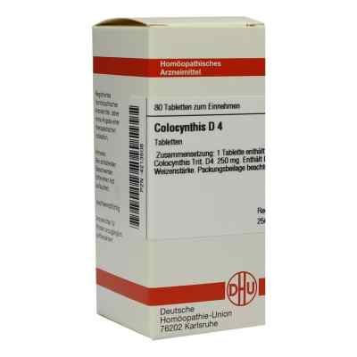 Colocynthis D4 Tabletten  bei apo-discounter.de bestellen