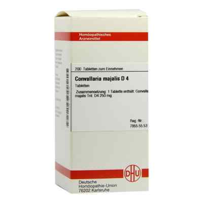 Convallaria Majalis D4 Tabletten  bei apo-discounter.de bestellen