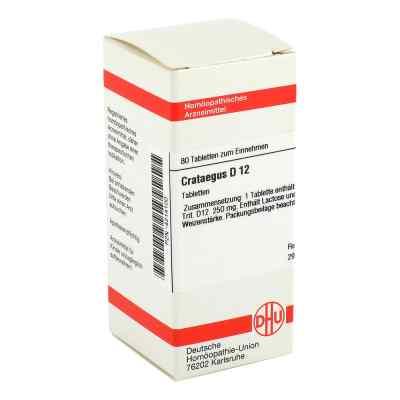 Crataegus D12 Tabletten  bei apo-discounter.de bestellen
