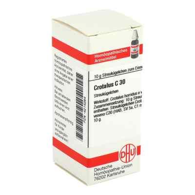 Crotalus C 30 Globuli  bei apo-discounter.de bestellen