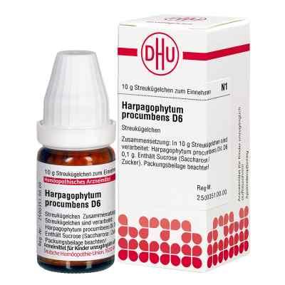 Harpagophytum Proc. D 6 Globuli  bei apo-discounter.de bestellen