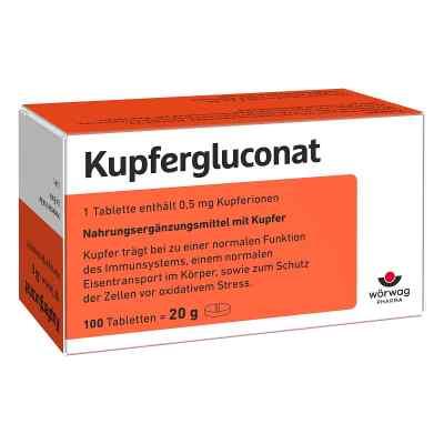 Kupfergluconat Tabletten  bei apo-discounter.de bestellen