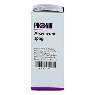 Phönix Arsenicum spag. Tropfen  bei apo-discounter.de bestellen